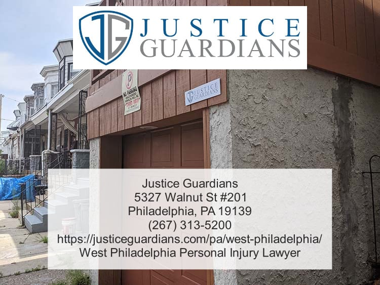 personal injury lawyer west philadelphia justice guardians
