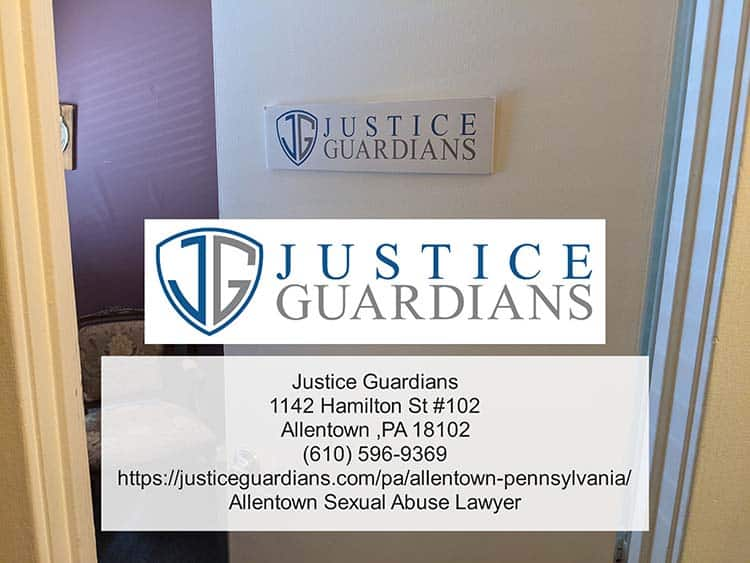 sexual abuse lawyer allentown justice guardians